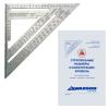 Угольник Swanson Speed Square, 250 мм, метрический с инструкцией на русском языке Swanson RU202