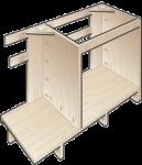 Каркас и рамы для мебели